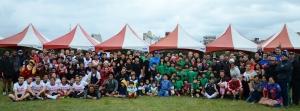 Junior & Open Mixed Division 2