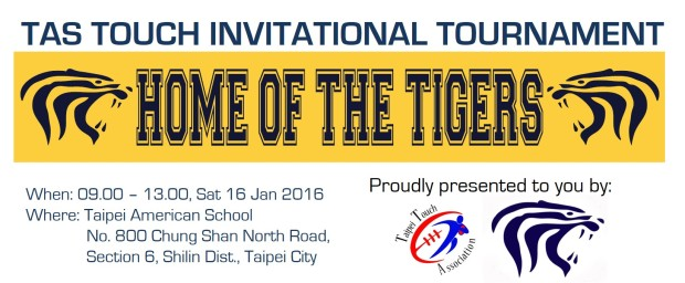 TAS Touch Invitational Poster 2